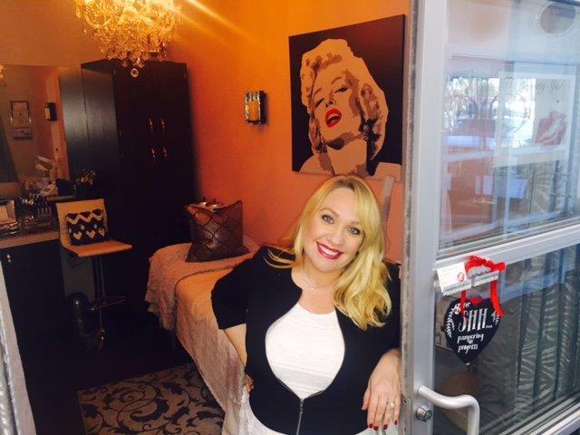 Emma Baumberg, The Beauty Spot, Huntington Beach, Calif.