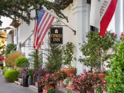 Travel: Cypress Inn in Carmel By The Sea
