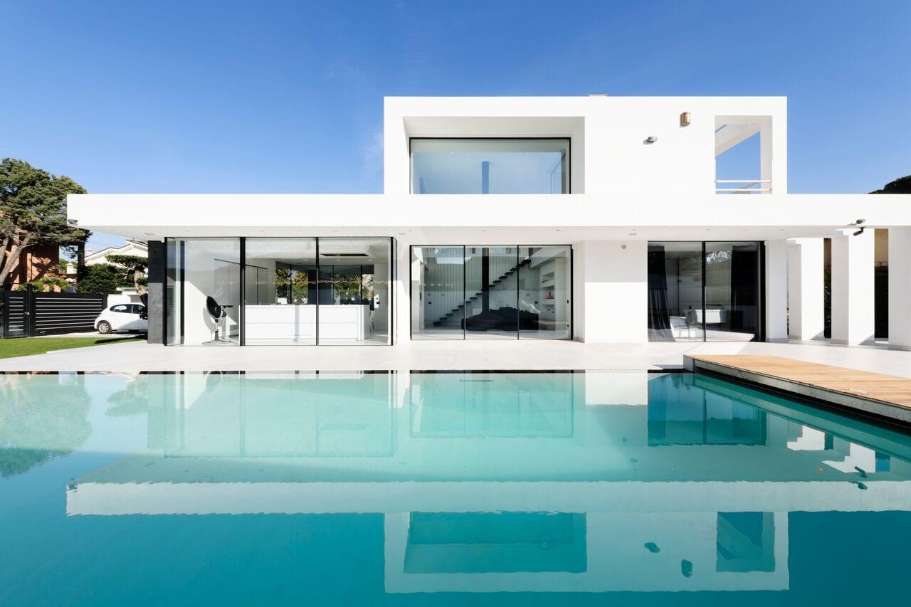 Villa Infernetto, Architect: Roberta Giordano Sorisi, Photo: Sky-Frame